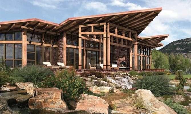 Cascade Timber Frame Home Floorplan Dream Rooms Pinterest