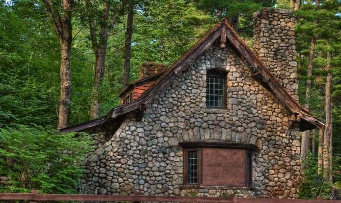 Castle Clouds Stone Cottage Explore Rgallant Photog
