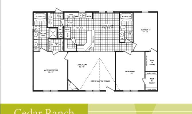 Cavco Homes Double Wides Texas Manufactured