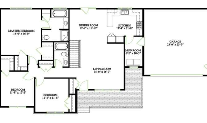 Cavendish Home Plan Kent Building Supplies