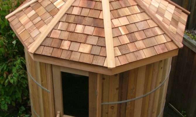 Cedar Barrel Sauna Kits Wood Saunas Forest