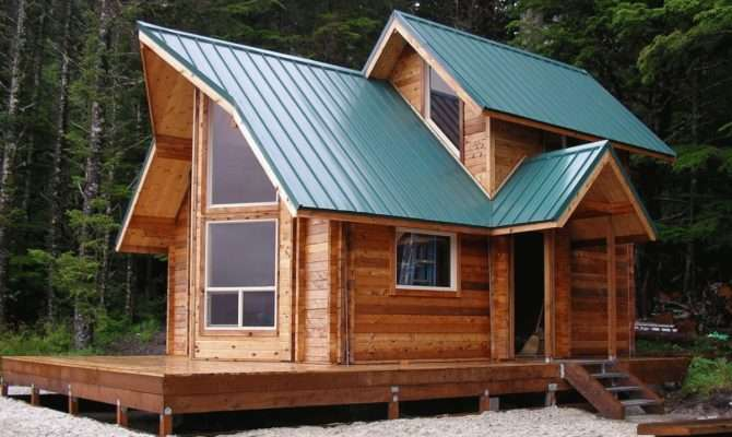 Cedar Cabins Pan Abode Homes
