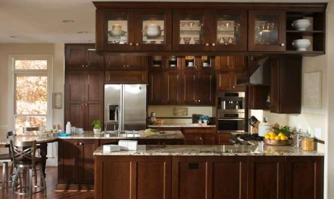 Centered Gourmet Kitchen Hgtv