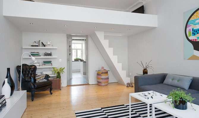 Century Apartment Stockholm Sweden Custom Built Loft