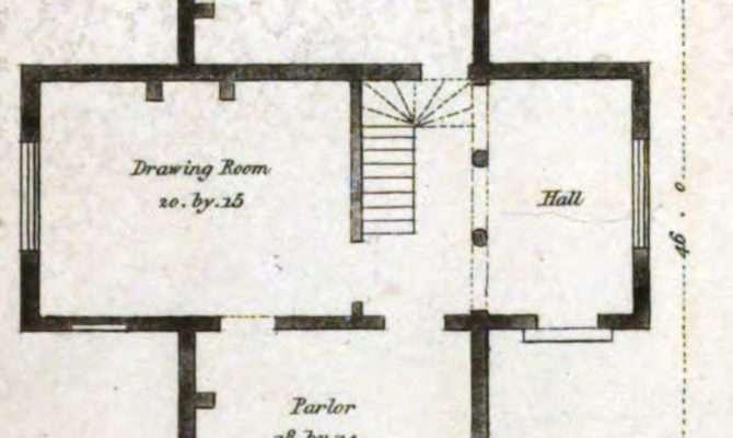 Century Historical Tidbits House Plans Part