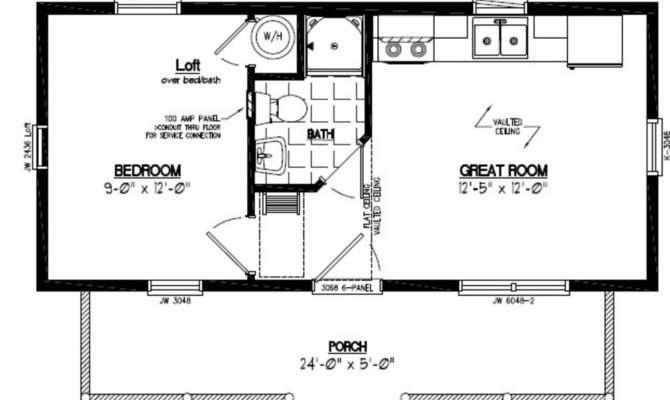 Certified Floor Plan Cape Cod
