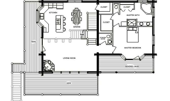Chalet Floor Plans Designs Floorplans