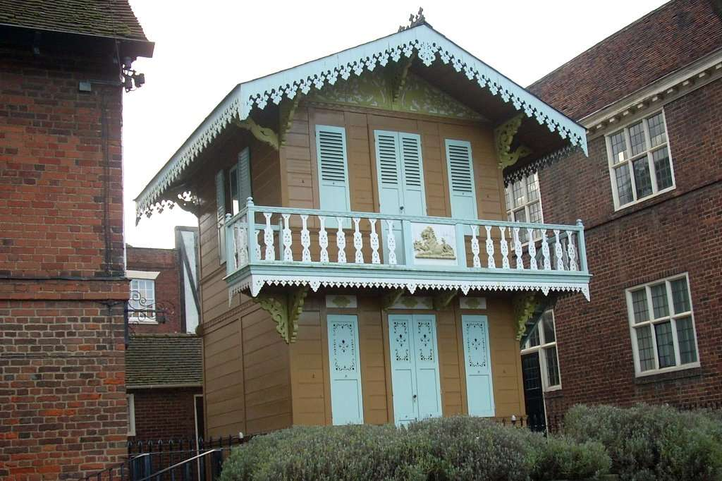 Chalet Grade Listed