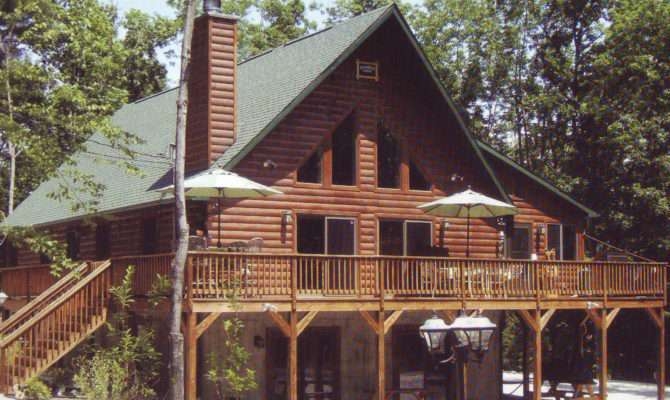 Chalet Style House Plans