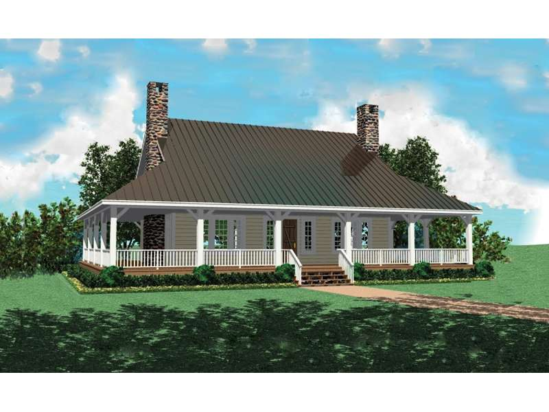 Chambersburg Mill Acadian Home Plan House Plans More