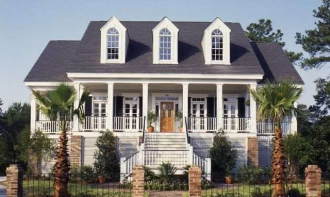 Charleston House Plans Home Houseplans