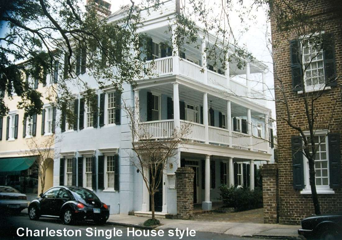 Charleston Single House Style Feb