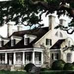 Charleston Style House Plans Narrow Lots