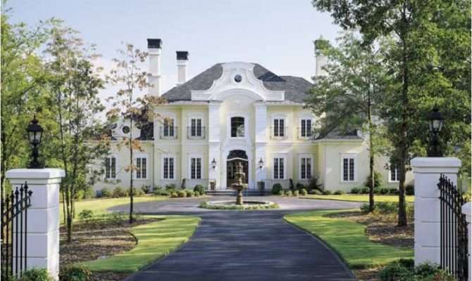 Chateau House Plan Square Feet Bedrooms Dream