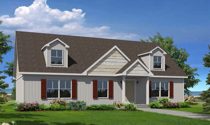 Chatham Cape Style Modular Homes