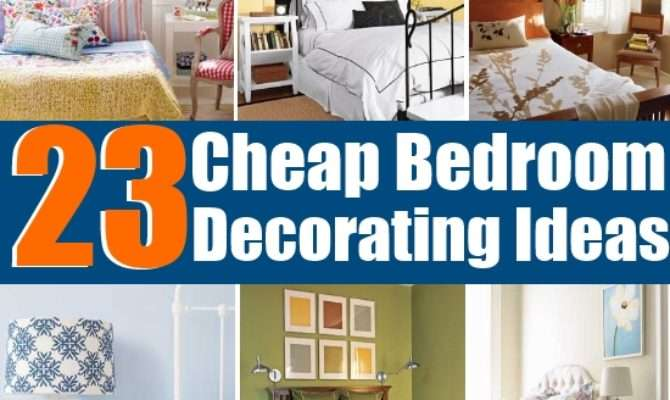 Cheap Bedroom Decorating Ideas Easy Diy