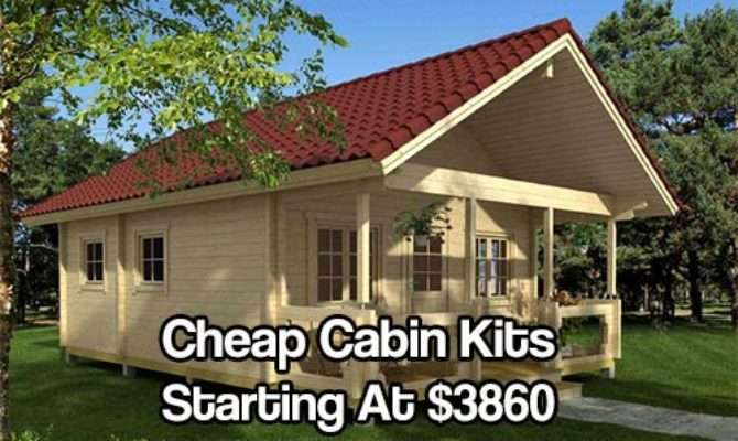 Cheap Cabin Kits Starting Shtf Prepping Central