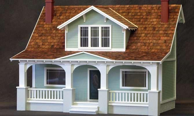 Cheap Dolls House Kits Home Decoration