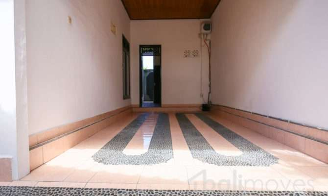Cheap Local House Three Bedroom Semi Furnished