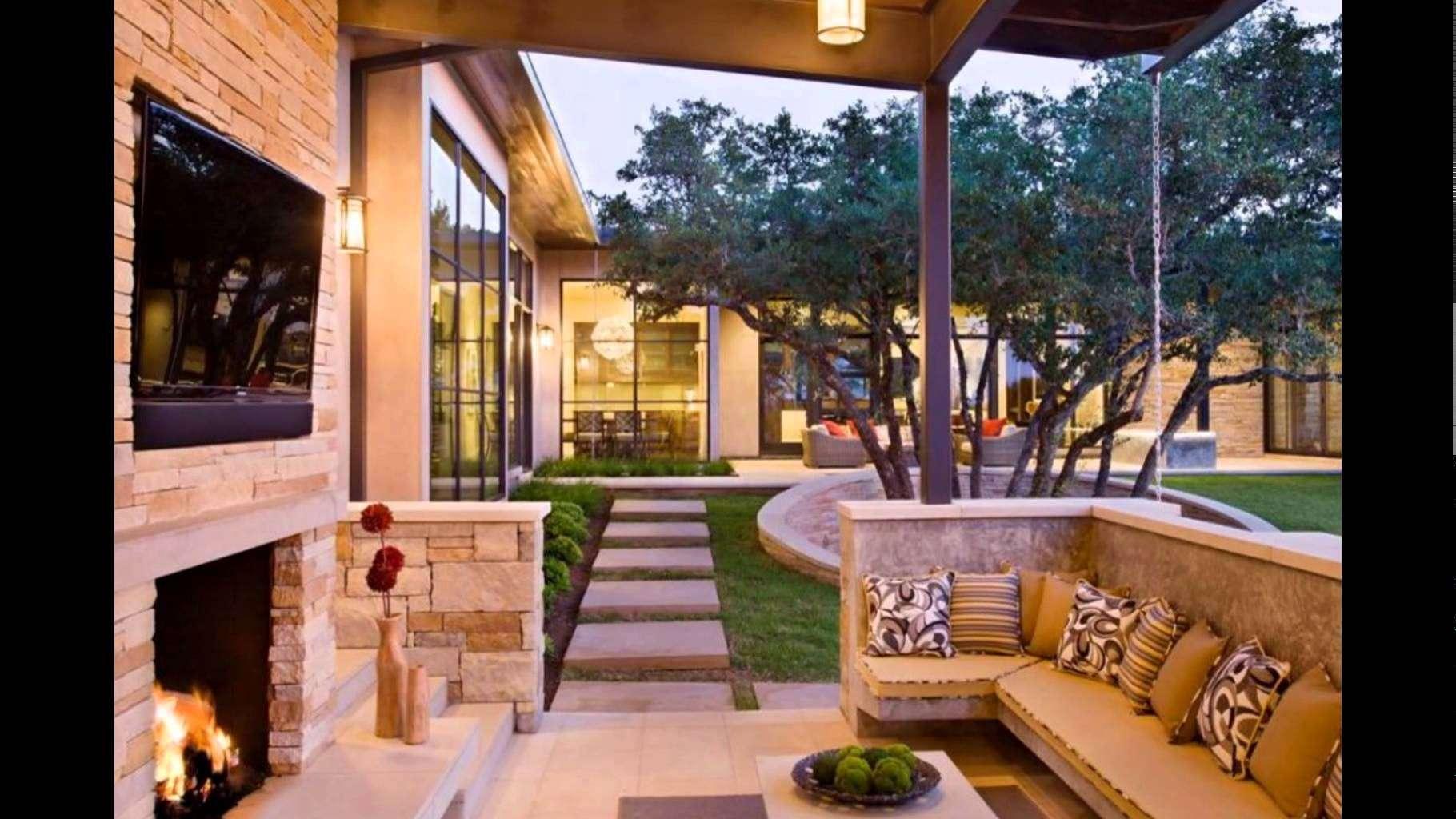 Cheap Outdoor Living Space Ideas Diy