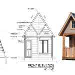 Cheap Small Cabin Plans Nestle Woods