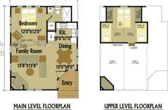 Check Small Cabin Floor Plans Loft Best Shed Designer