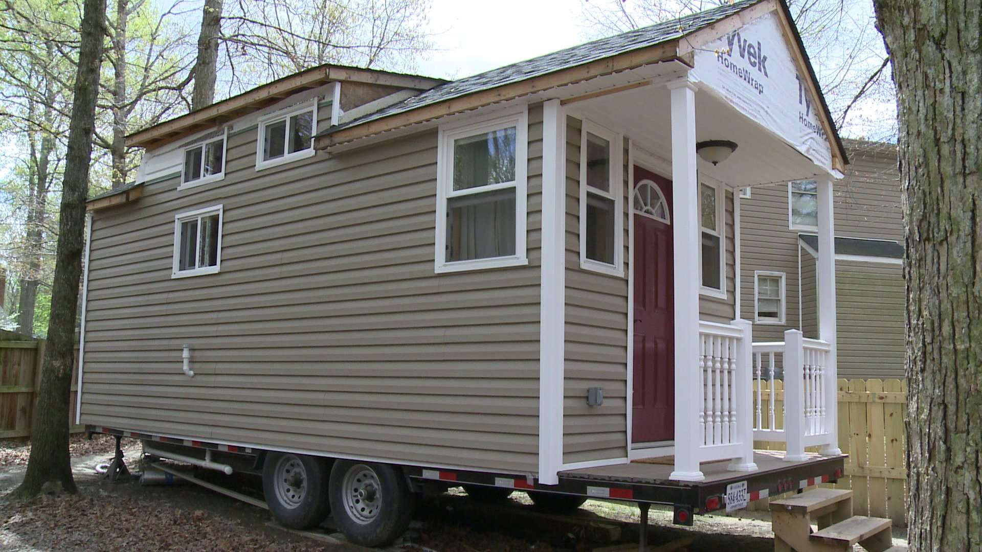 Chesterfield Man Tiny Home Met Big Resistance
