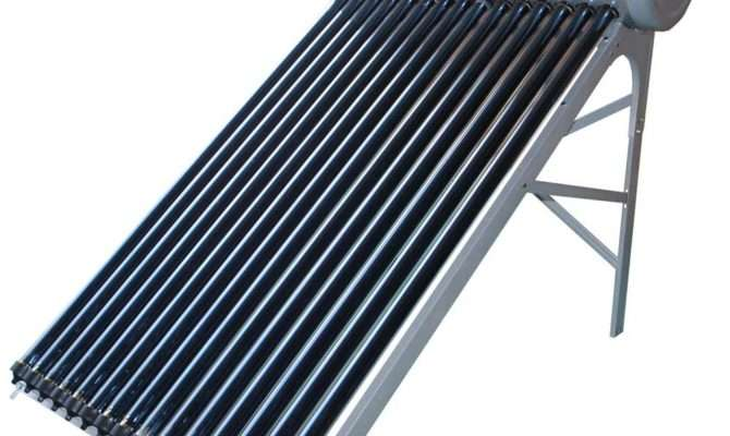 China Compact Heat Pipe Solar Water Heater Series