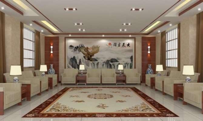 Chinese Traditional Interior Decor