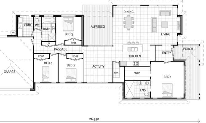 Choose Floorplan