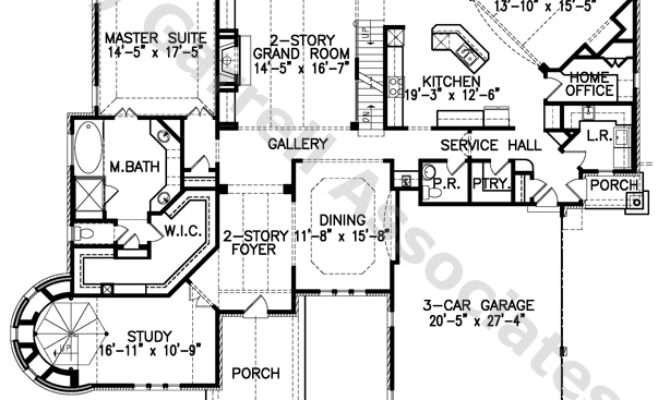 Clarkston New York Builder Blueprints
