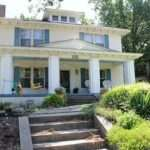 Classic American Foursquare Circa Old Houses Sale