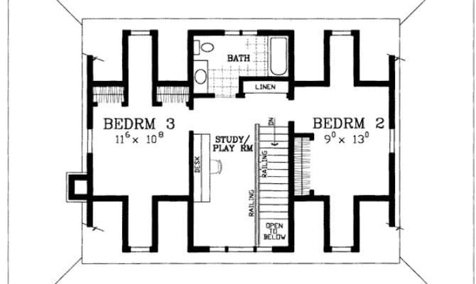 Classic American Homes Floor Plans Gurus