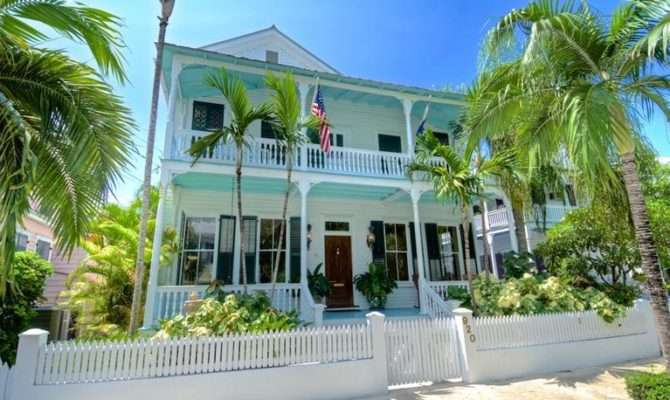 Classic Conch Old Town Key West Circa Houses