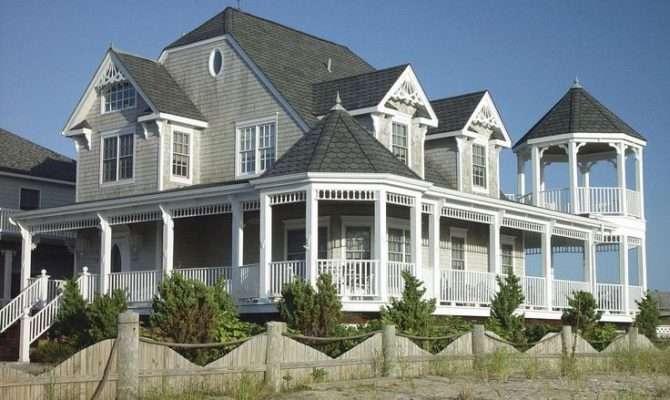 Classic Dream Beach Houses Homes Pinterest