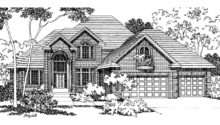 Classic House Plans Merritt Associated Designs