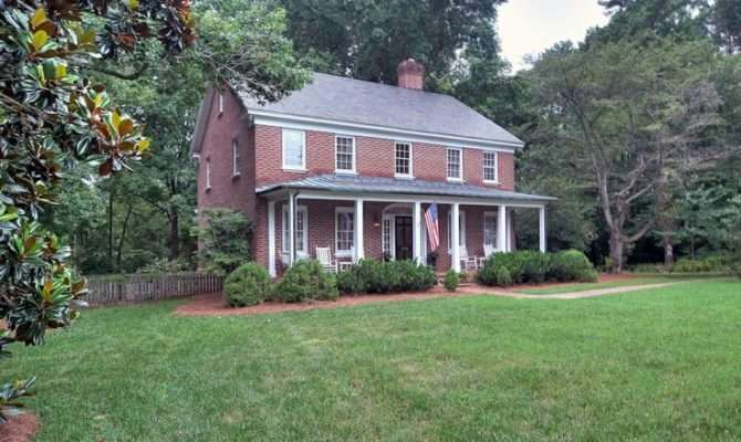 Classic Williamsburg Style Home Pinterest