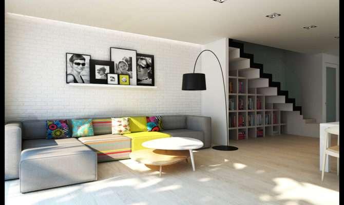 Classy Modern Interiors Visualized Greg Magierowsky