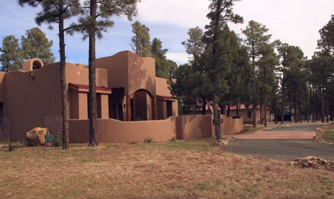 Classy Southwestern Style Home Alto Lakes Golf Country Club