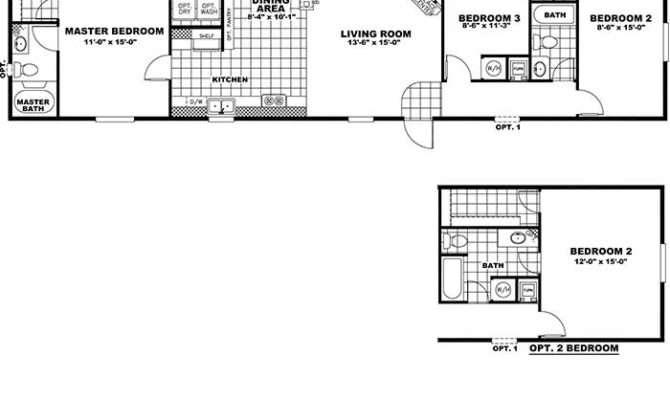 Clayton Homes Yes Series Smart One Floor Plan