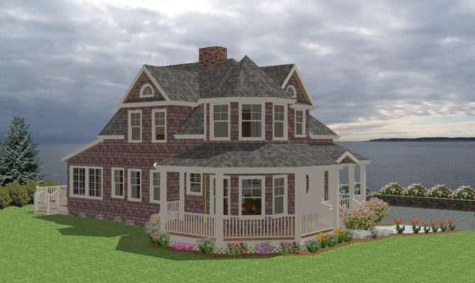 Coastal Exterior Cottage Colors Design Decoration Ideas House Plans