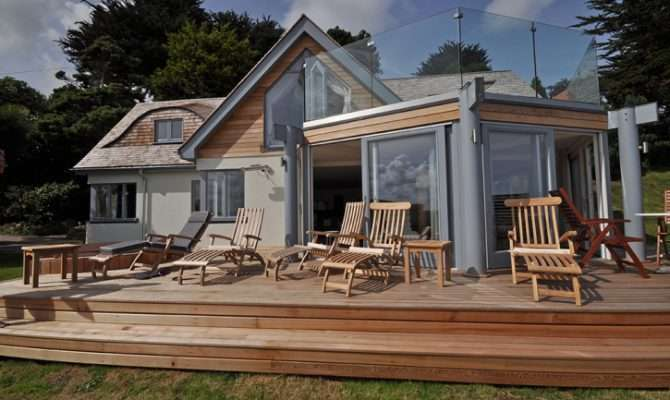 Coastal Haven House Plans Self Build