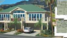 Coastal Home Designs Florida Beach House Plans