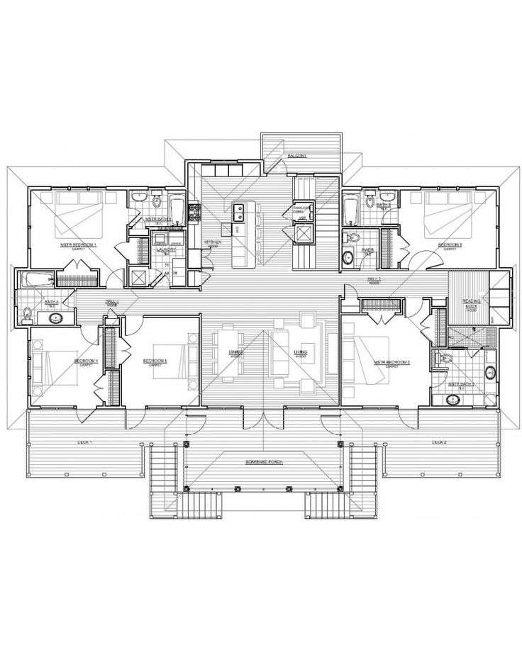 Coastal House Plans Pilings Smalltowndjs