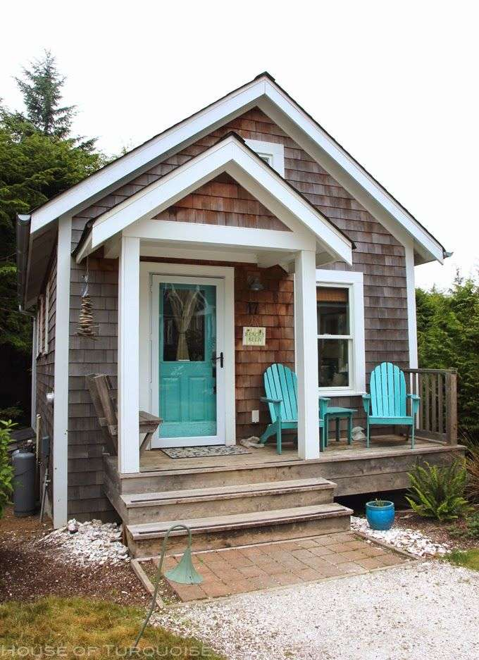 Coastal Style Beach Shack Love