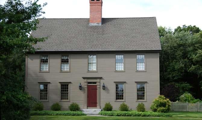 Colonial Exterior Trim Siding
