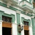 Colonial Facade Granada Nicaragua John Mitchell