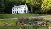 Colonial Farmhouse Swimming Pool Hudson River Valley
