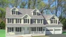 Colonial Home Design
