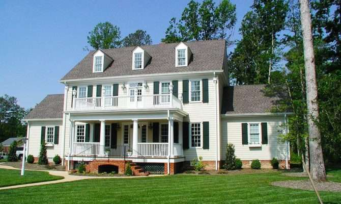 Colonial House Plans Home Design Ideas